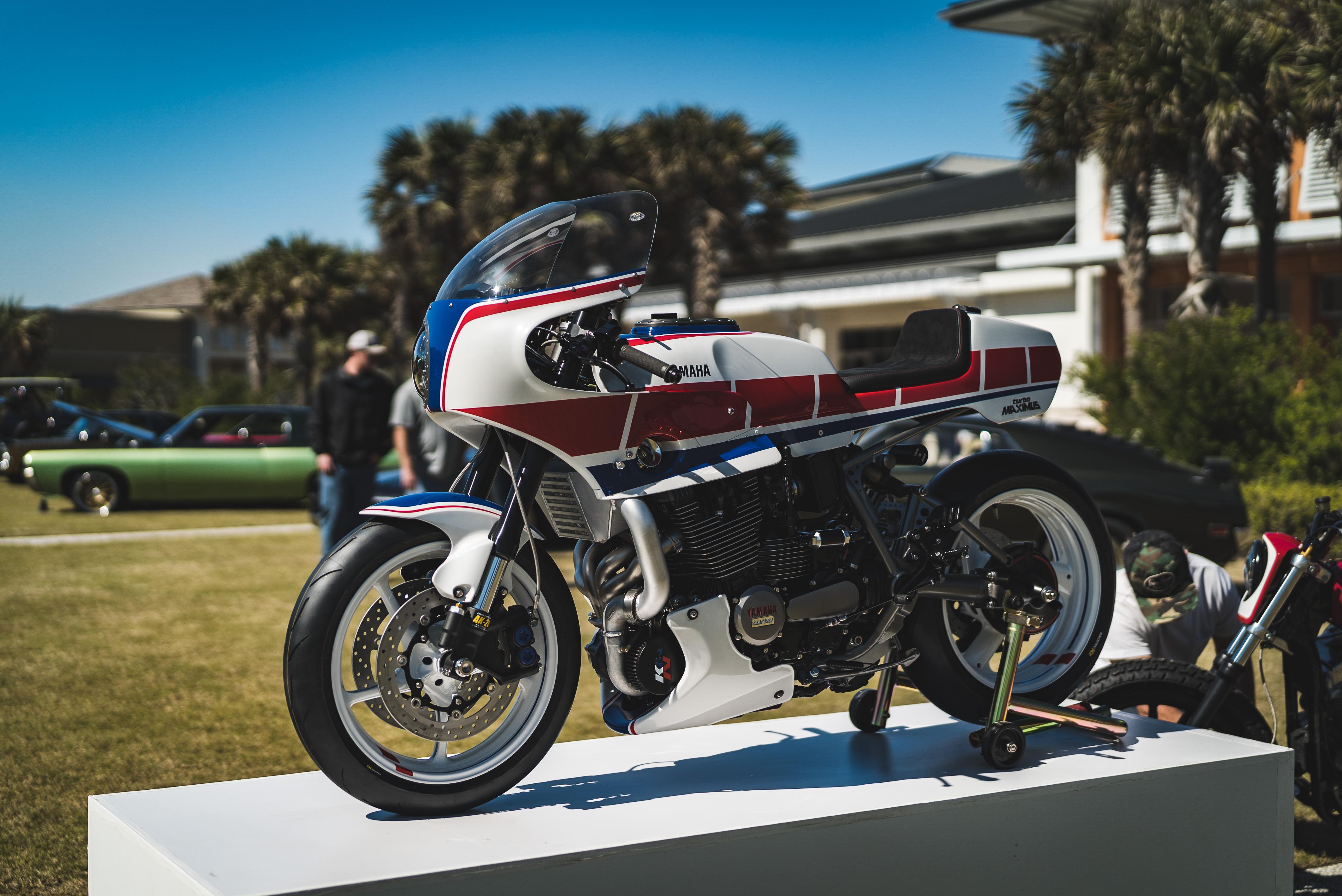 Turbo Maximus Yamaha XJ750 Maxim