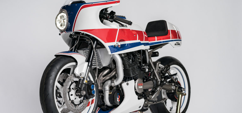 Yamaha XJ750 Maxim studio