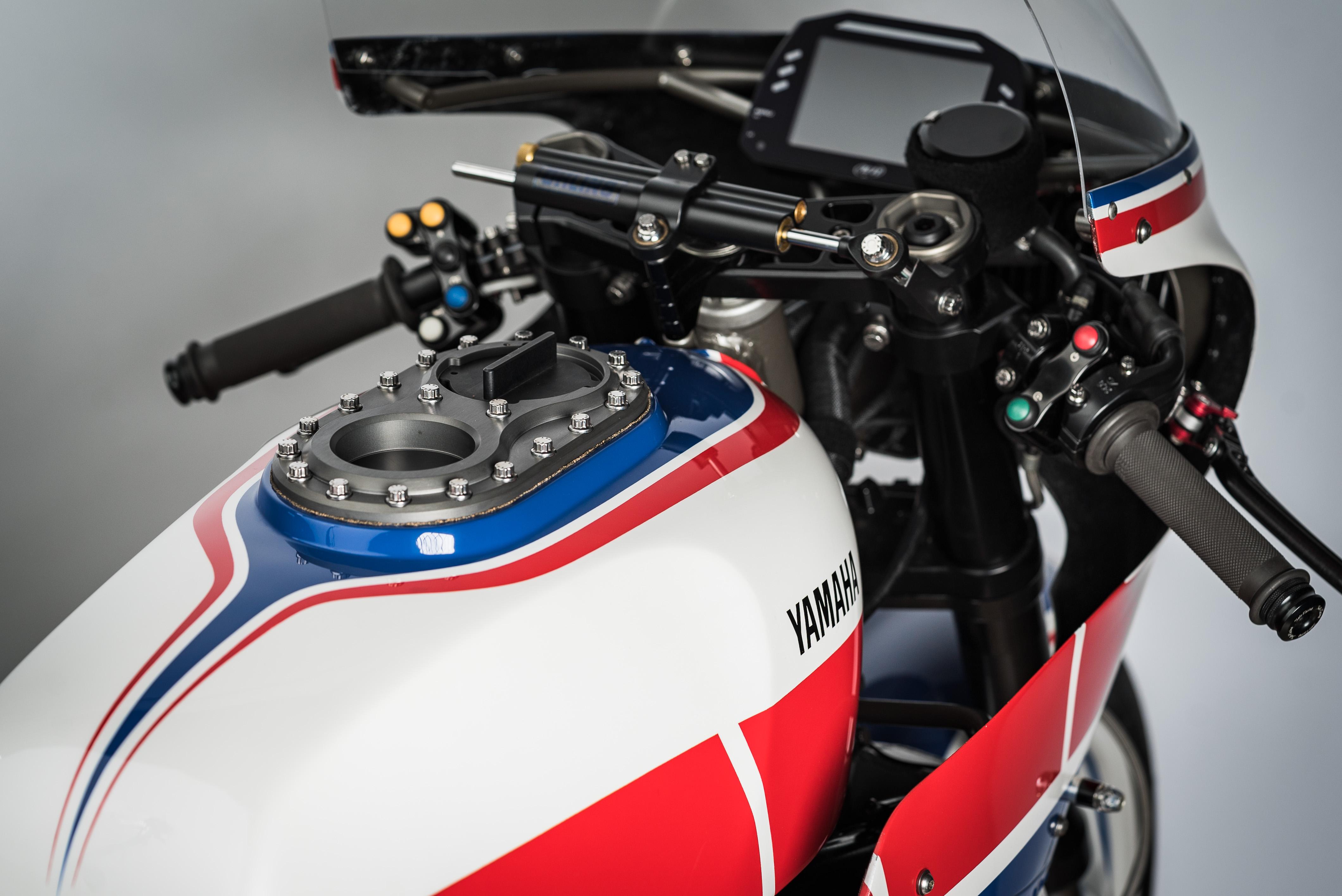 Turbo Maximus' :: a turbo-charged Yamaha XJ750 Maxim - The Bullitt