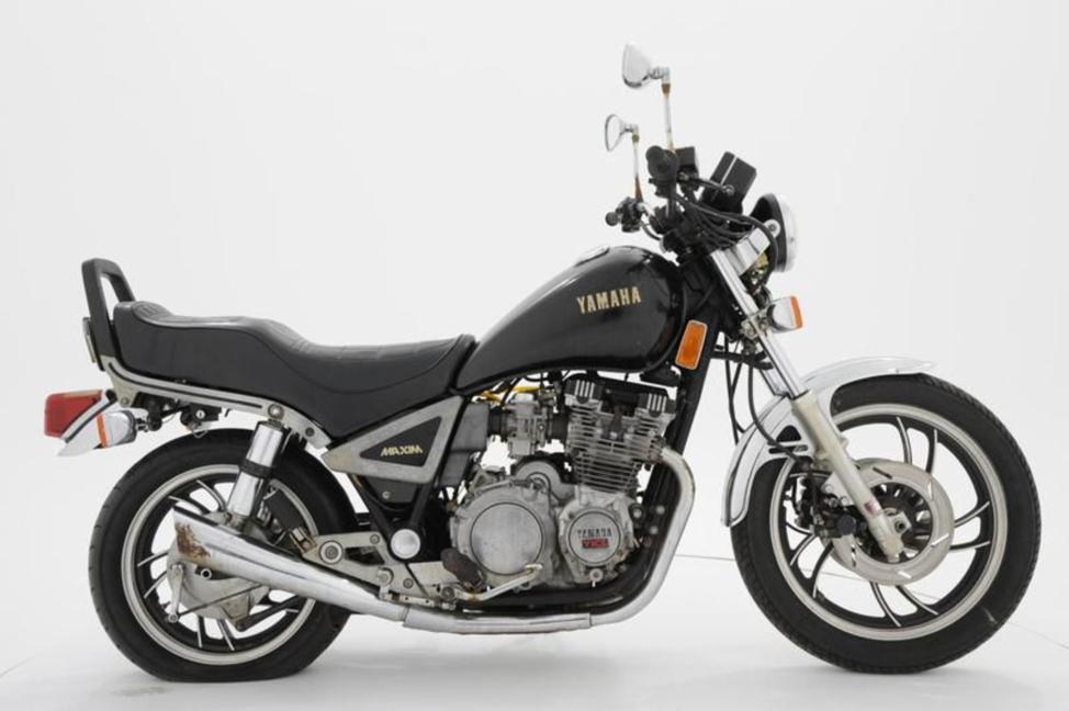 Stock Yamaha XJ750