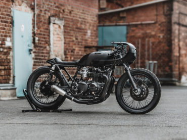 Hookie Co. Black Mamba CB550