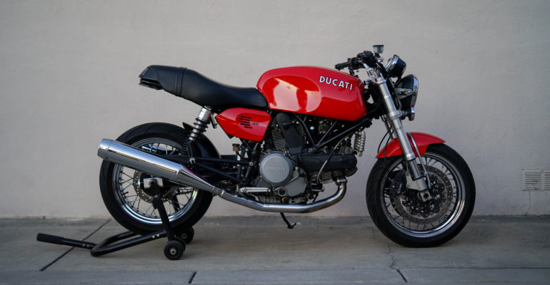 Our Ducati GT1000 Is For Sale