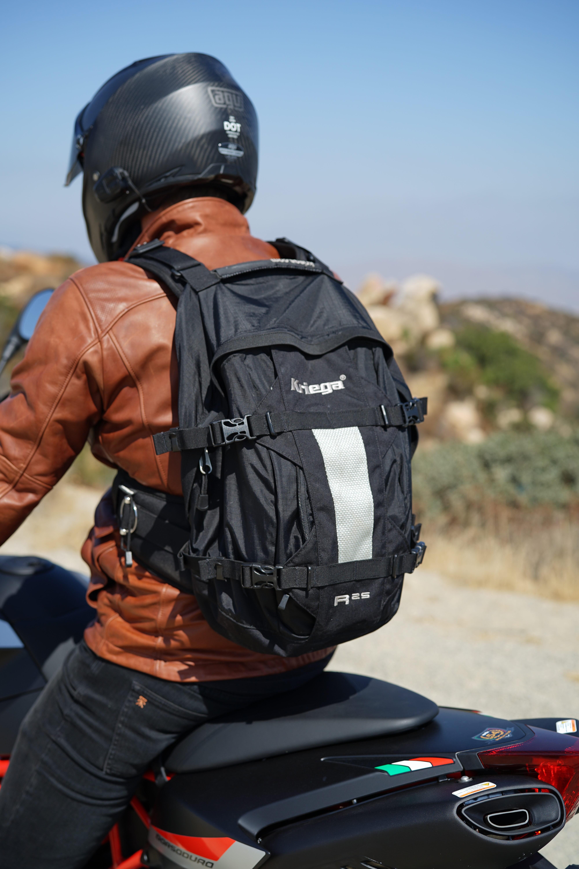 93ba0b725f6 Kriega R25 Backpack Review - The Bullitt