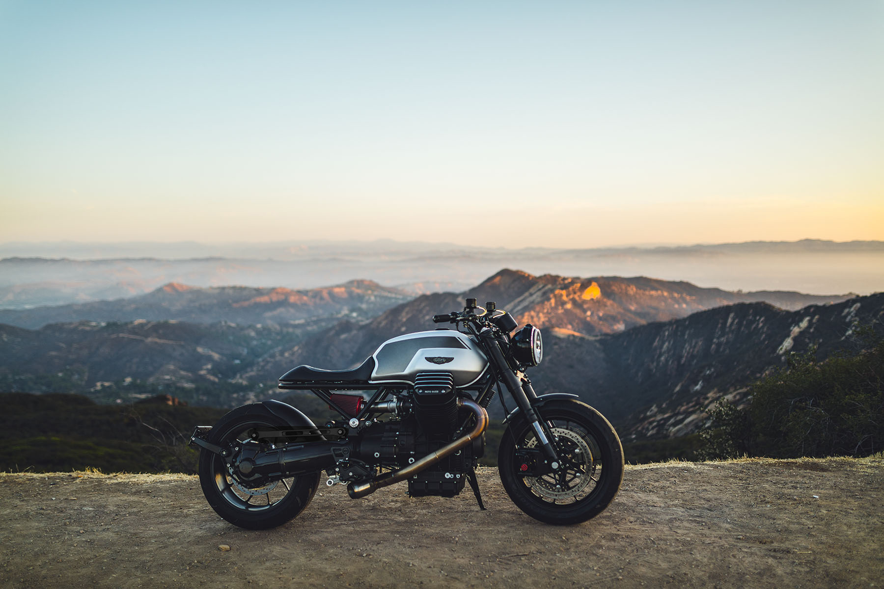 custom Moto Guzzi GTM-01 GT MotoCycles