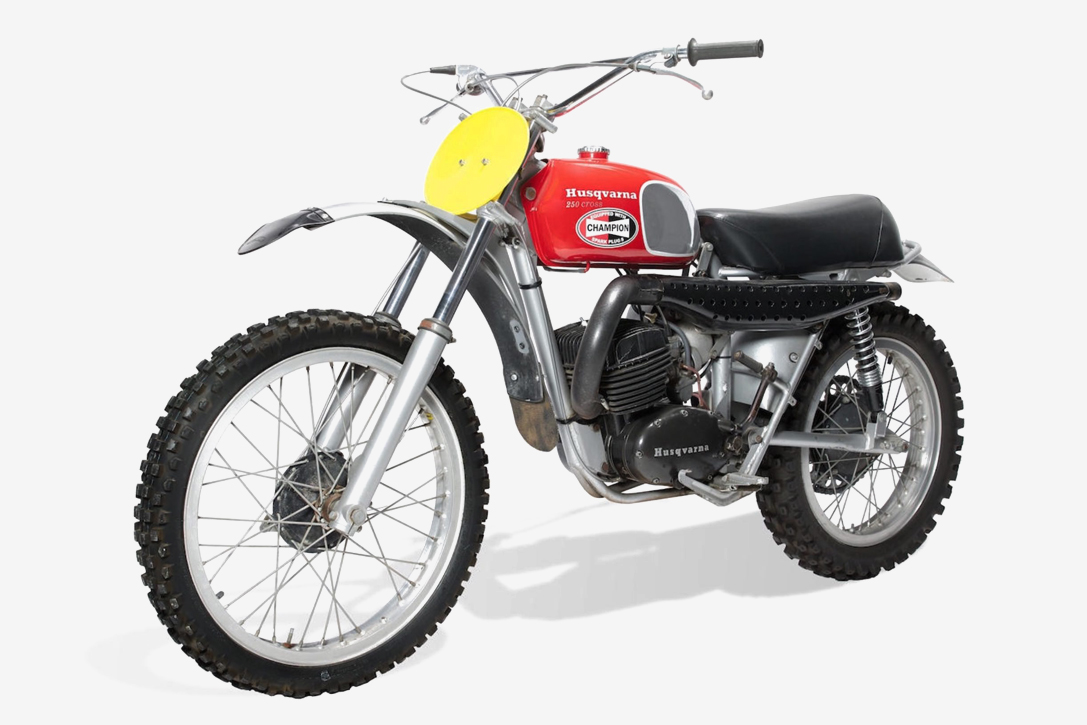 1971 HUSQVARNA 250 CROSS