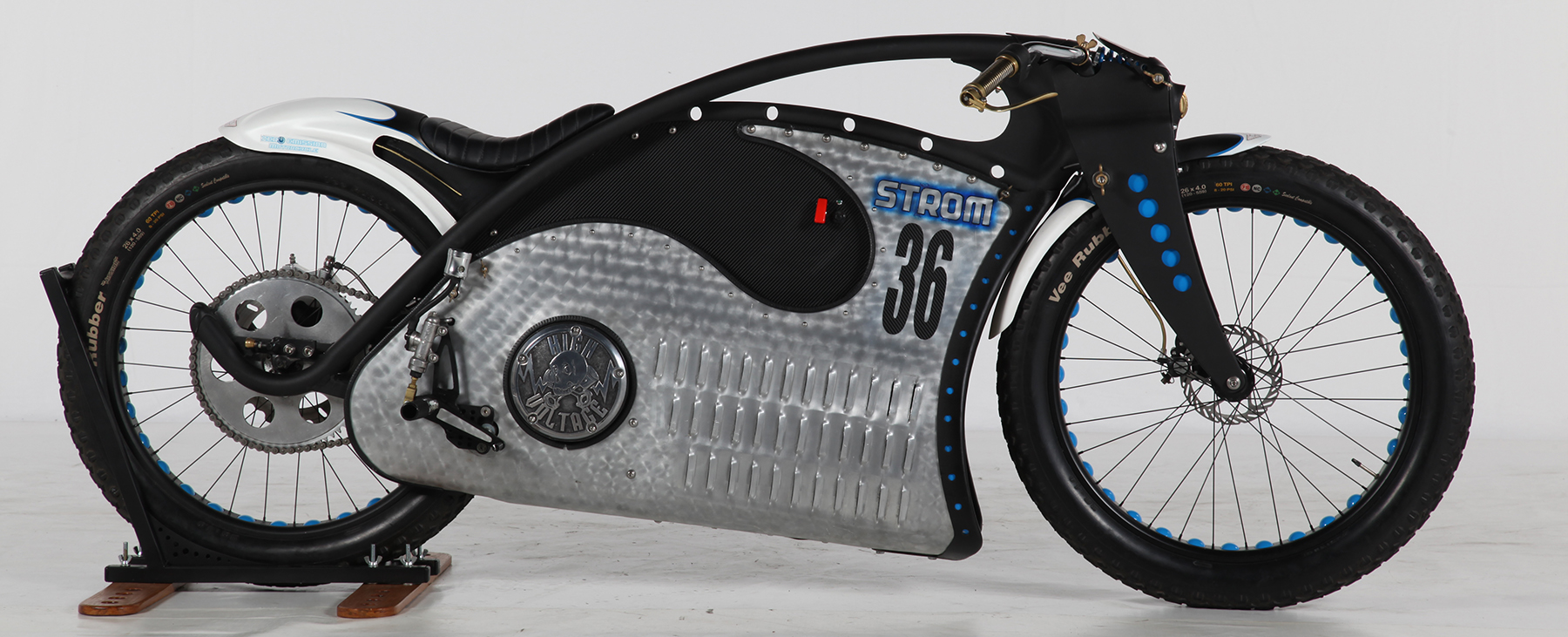 Strom36 electric motorcycle