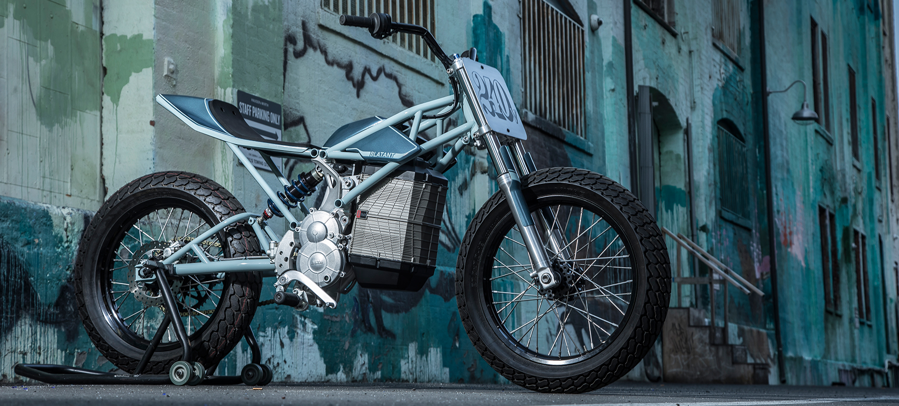Tracker by Blantant Moto