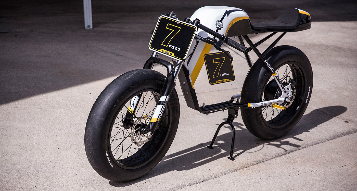 eHooligan by Roland Sands Design