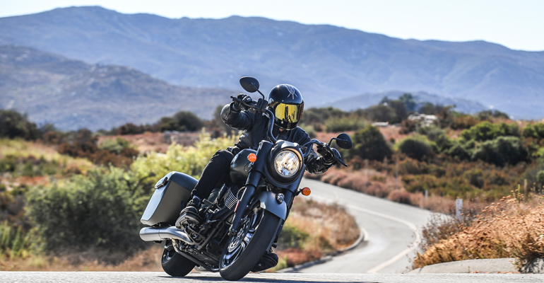 Indian Motorcycles's 2020 Thunder Stroke Lineup First Ride Review