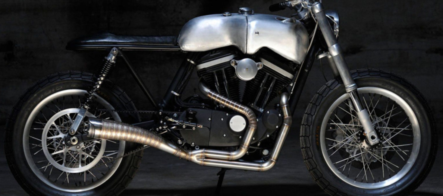 Harley-Davidson 'The Hardley' by Revival Cycles