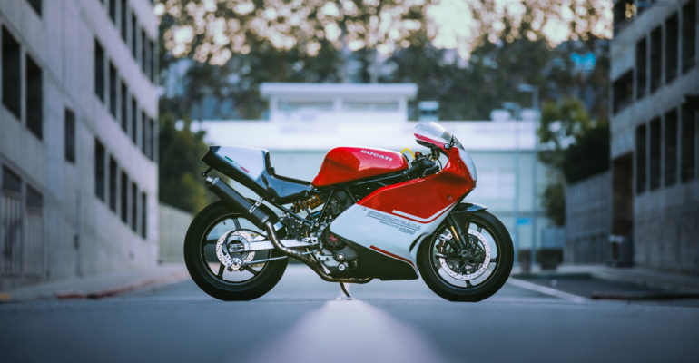 Championship Cycles Ducati 900 SS SuperStrada