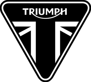 Triumph Motorcycles Triangle Logo