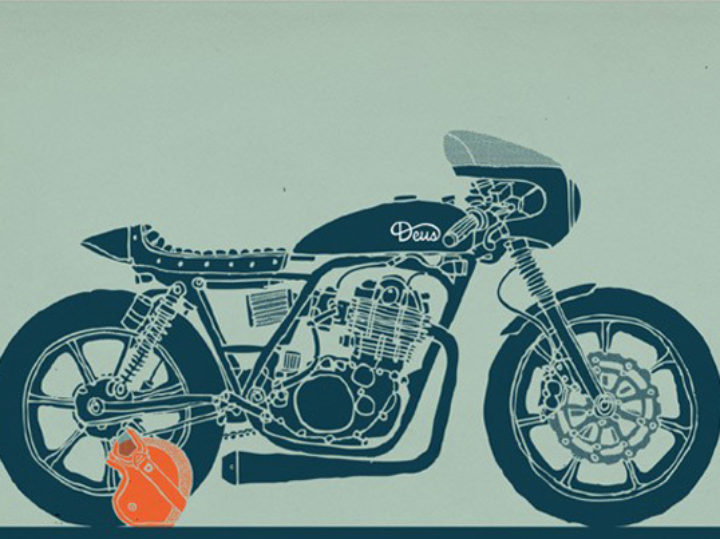Limited-Edition Silk Screens by Deus