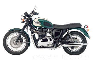 "Cycle World Loves on Bonneville :: ""Best Used Bikes"""