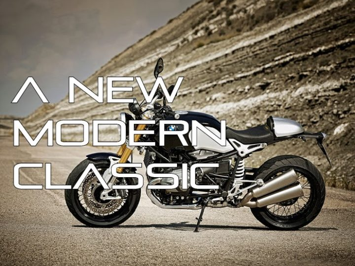 The BMW R NineT :: A New Modern Classic