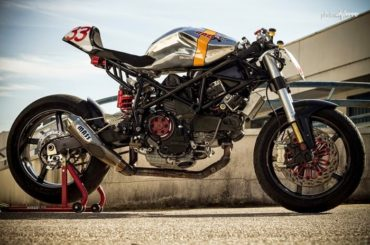 Rad 02 Metralla by Radical Ducati