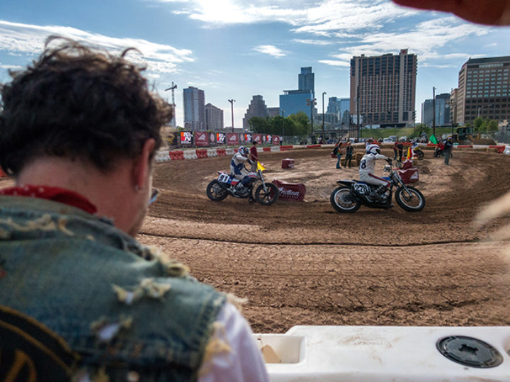'Super Hooligan' Flat Track Races :: Austin, TX