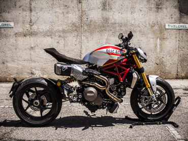 Custom Monster 1200S Siluro By XTR