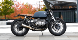 BMW motorcycle, cafe racer, Cafe Racer Dream's CRD#61 BMW R 100 RS Cafe Racer