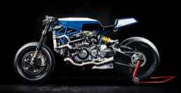 Ducati, Monster 1200 R, M1200R, cafe racer, Young Guns Speed Shop