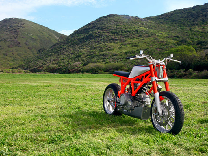Ducati Hyper Scrambler by Untitled Motorcycles