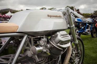 1975 Moto Guzzi 850T 'Supernaturale' by Untitled Motorcycles