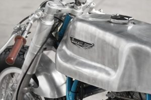 Ducati custom gas tanks