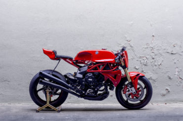 The Ago TT :: MV Agusta Brutale 800RR by Deus Ex Machina