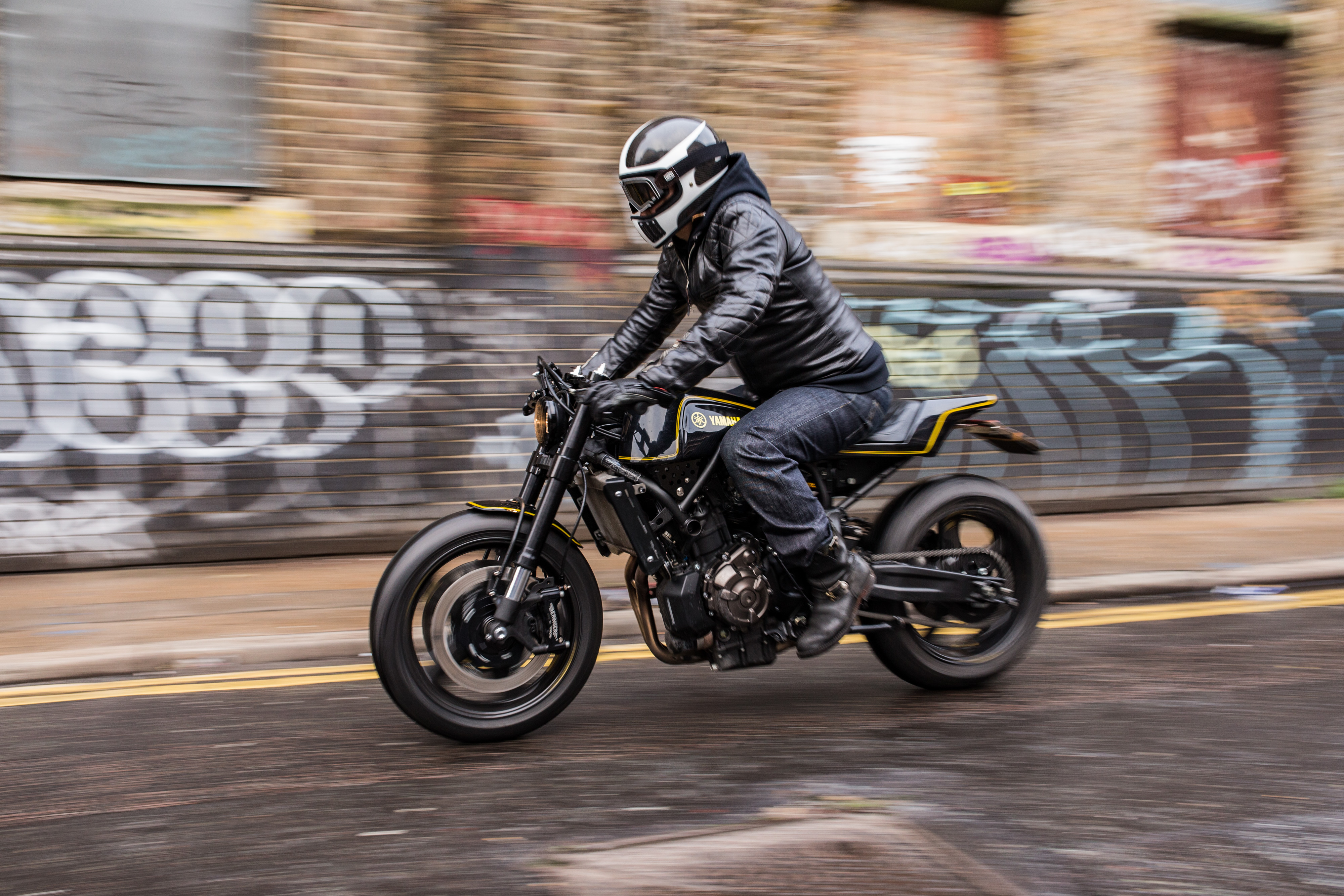 rough crafts xsr700 Corsa Scorcher