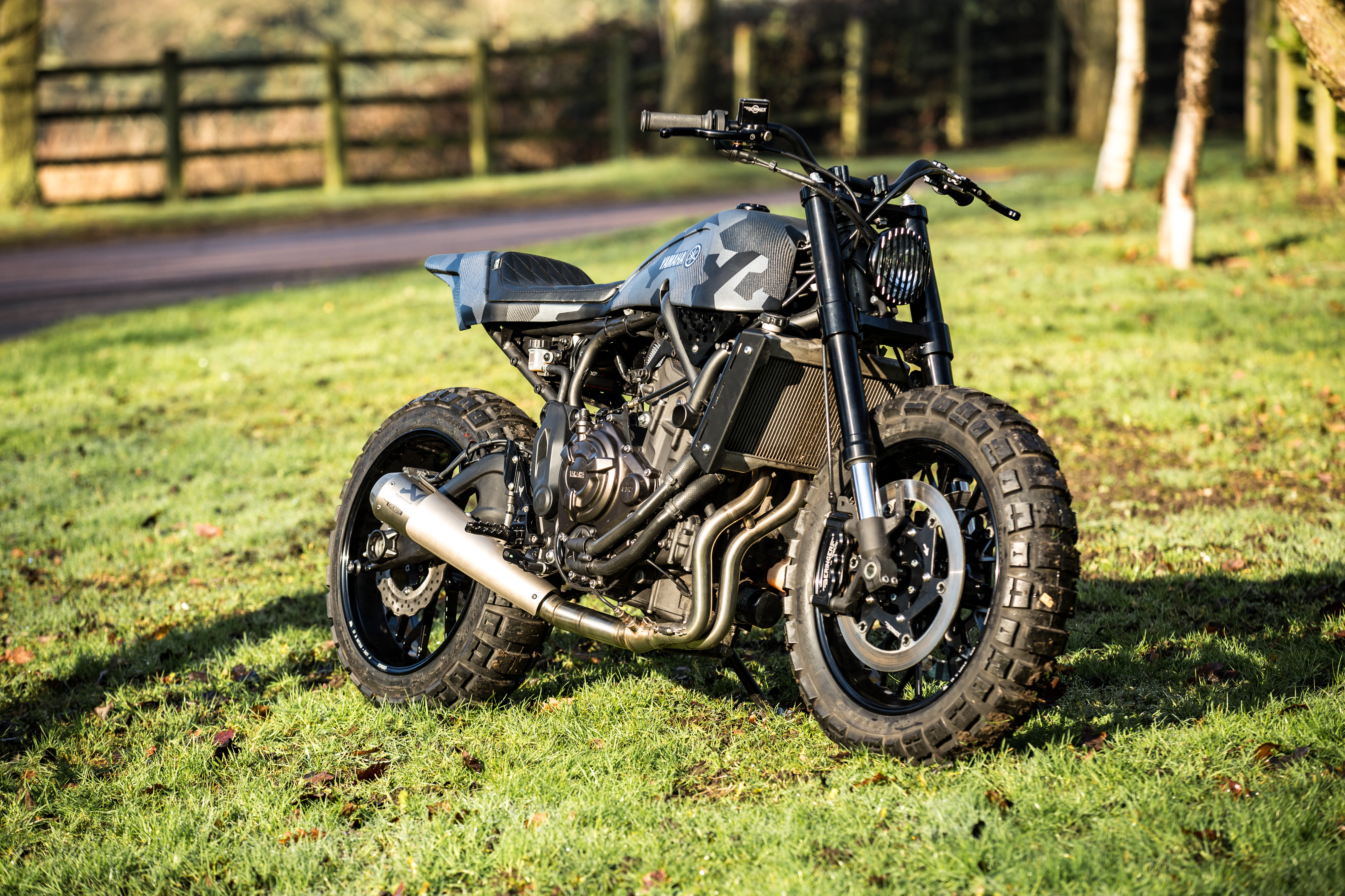 rough crafts xsr700 scrambler