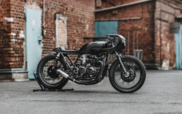 Hookie Co Black Mamba CB550
