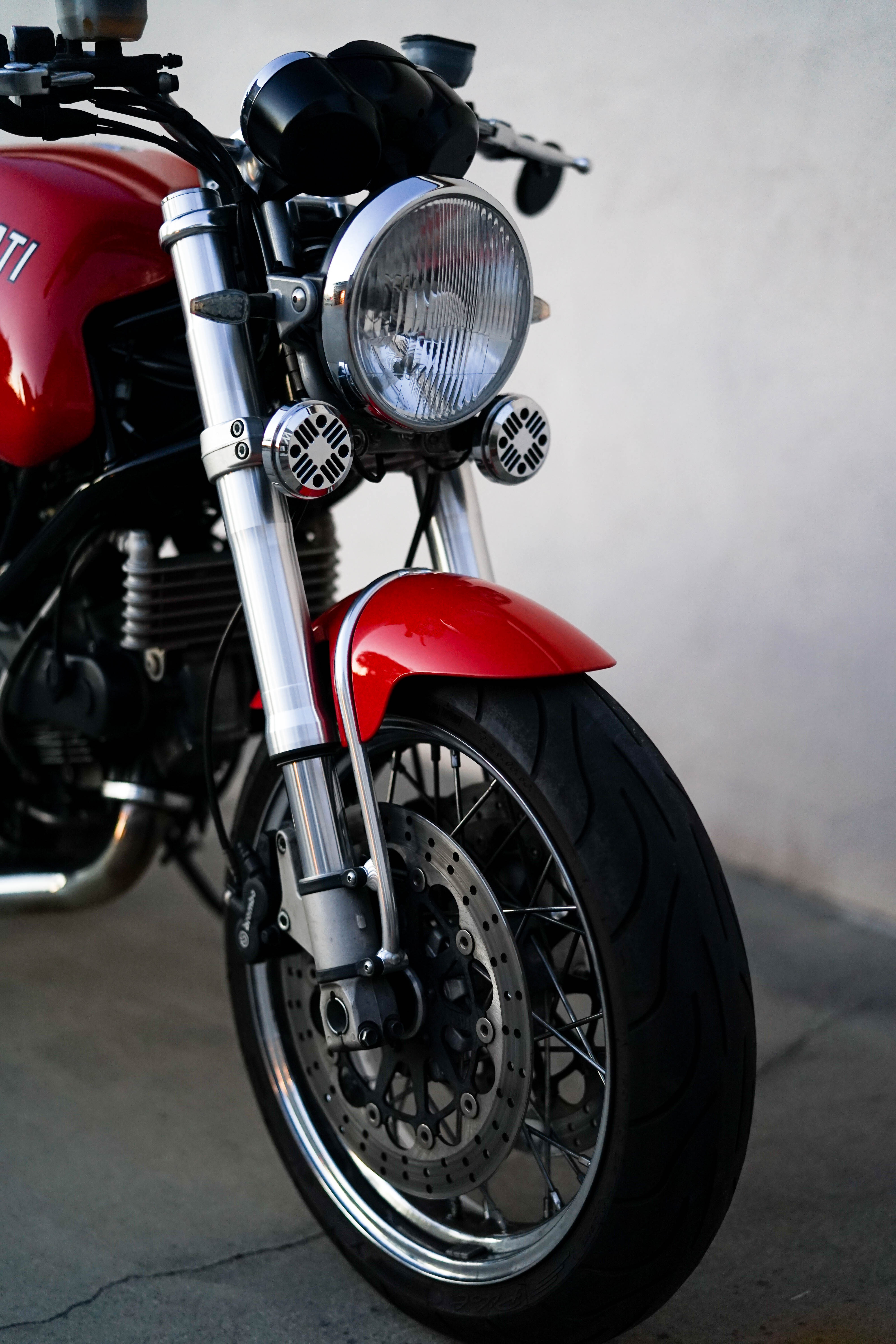 Ducati Gt1000 front end