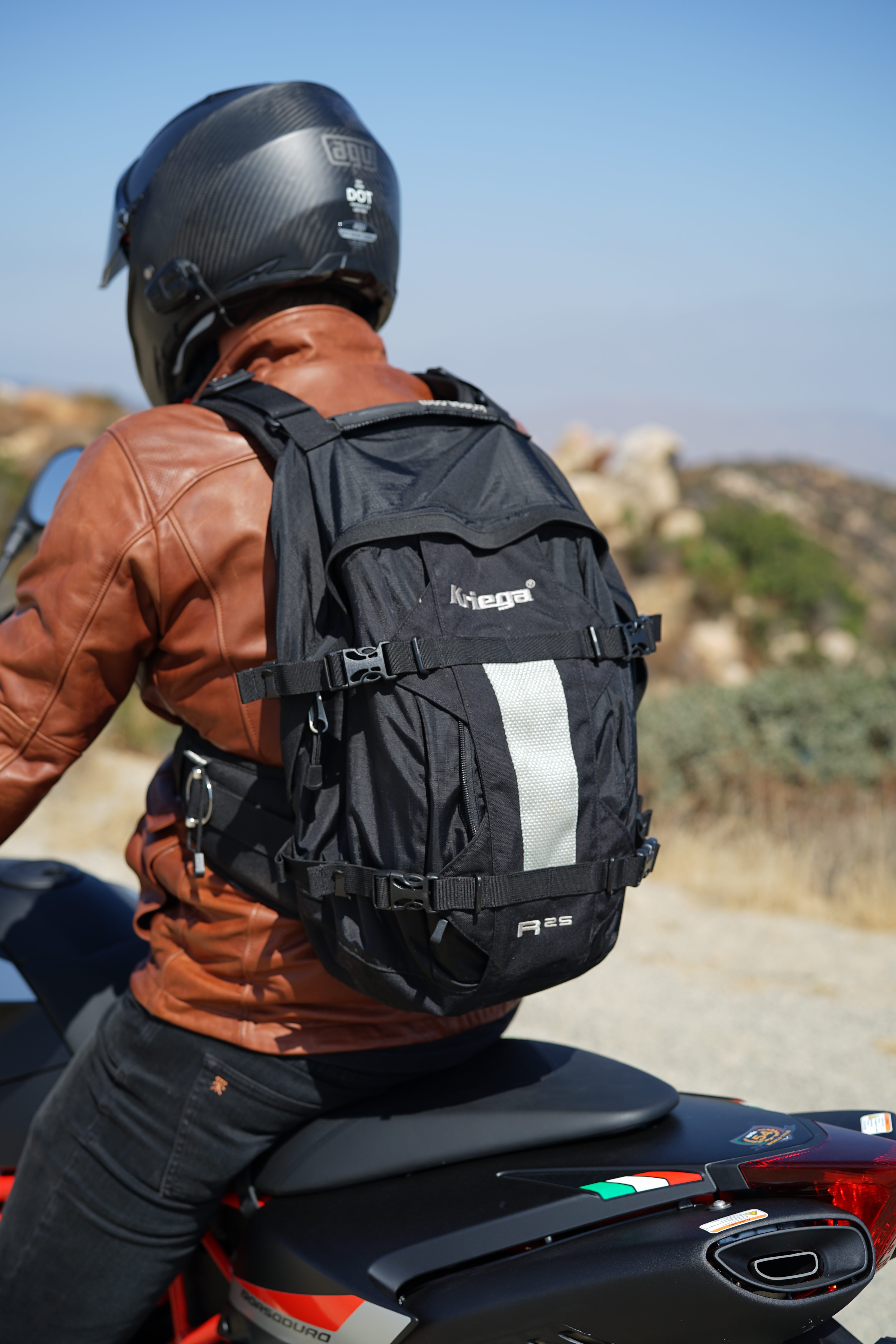 Kriega R25 backpack review