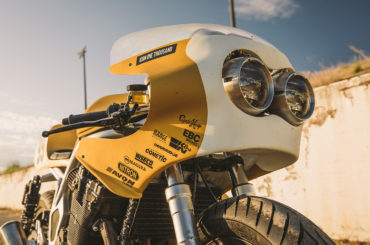 Killer Suzuki Bandit 'Colonel Butterscotch' by ICON 1000