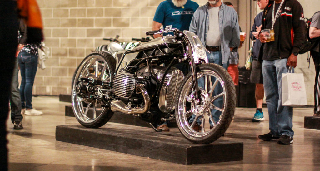 Custom Works Zon 'Departed' BMW