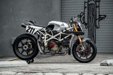 The Beastie Pikes Peak Racer by Woolie of Deus Ex Machina