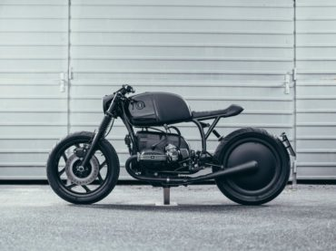 Vagabund V12 BMW R100RT