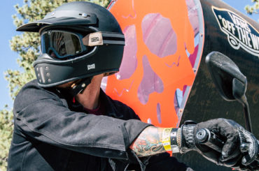 Gear Review :: Nexx Helmets X.G200 Purist Modern-Retro Helmet
