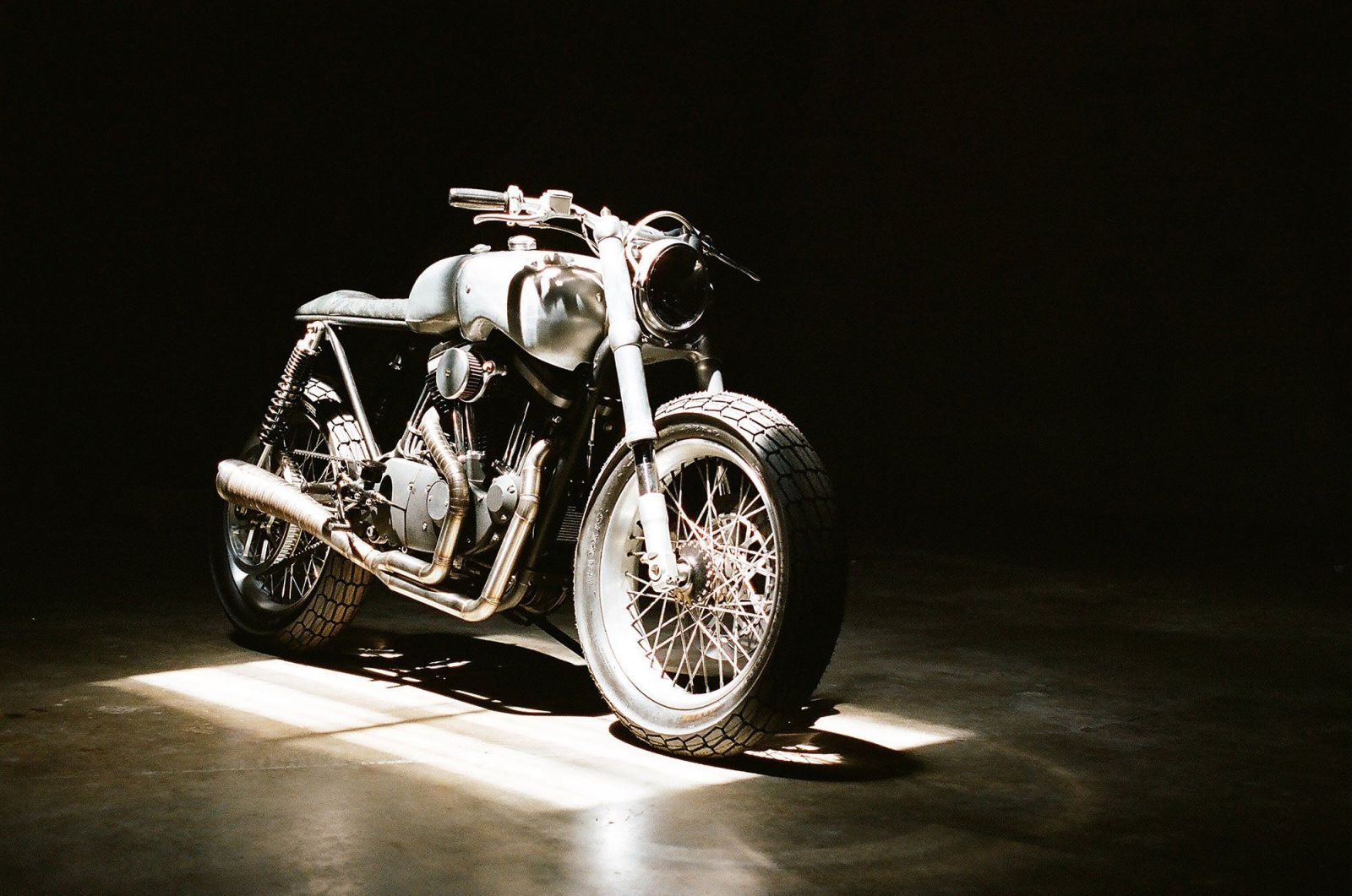 The Hardley custom Harley-Davidson by Revival Cycles