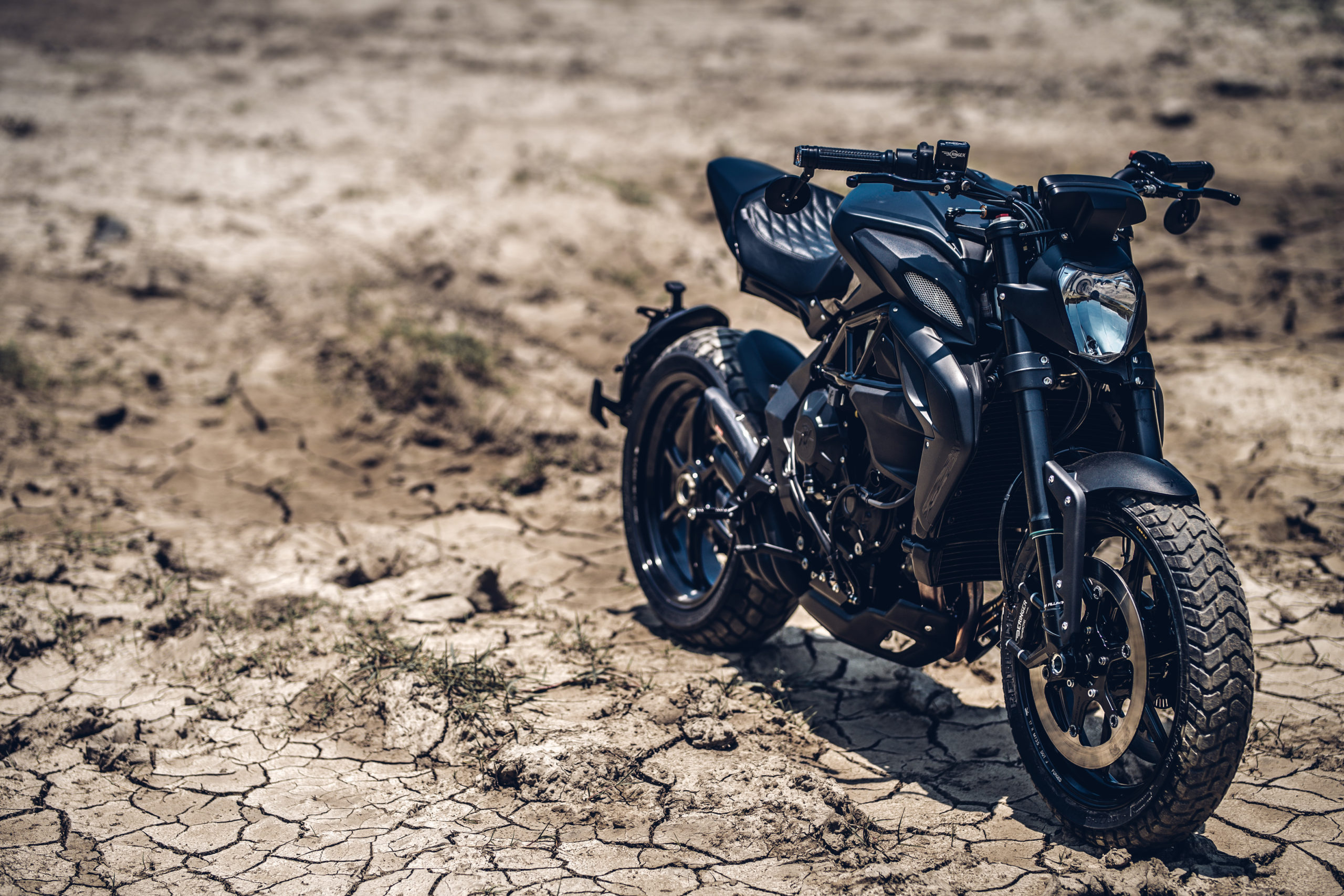 MV Agusta Dragster 800RR by Rough Crafts
